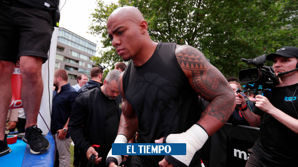 Oscar Rivas returns to the dispute for a world title – other sports – sport