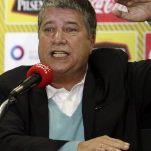 """""""Pulillo"""" Gomez has been introduced as the new coach of Honduras"""