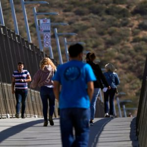 Reopen the border between Mexico and the United States.  Interactive economy in the region