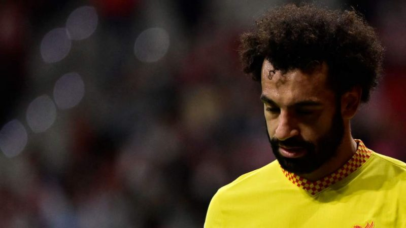 Salah says he wants to stay at Liverpool but 'doesn't count' on him
