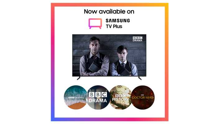 Samsung TV Plus expands its free channel offerings with two new channels from BBC Studios – Samsung Newsroom Spain