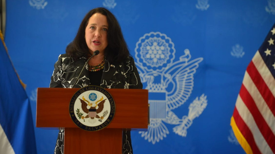 The United States reminds El Salvador that it has signed an extradition treaty and demands that it be respected