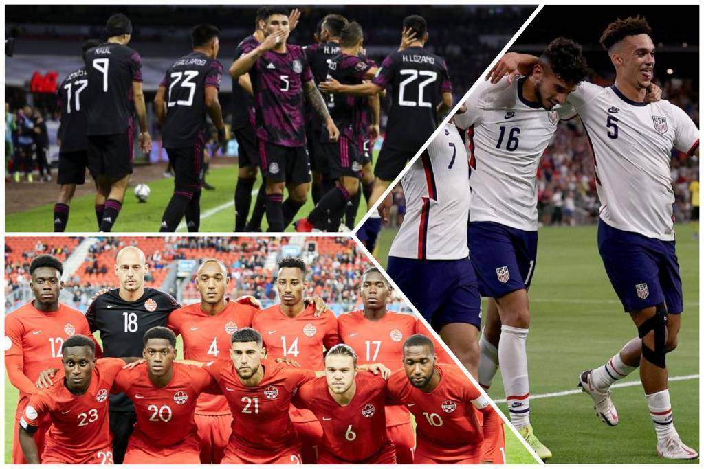 The battle of the rich and poor in CONCACAF: Mexico, the United States and Canada heading to Qatar 2022 – ten