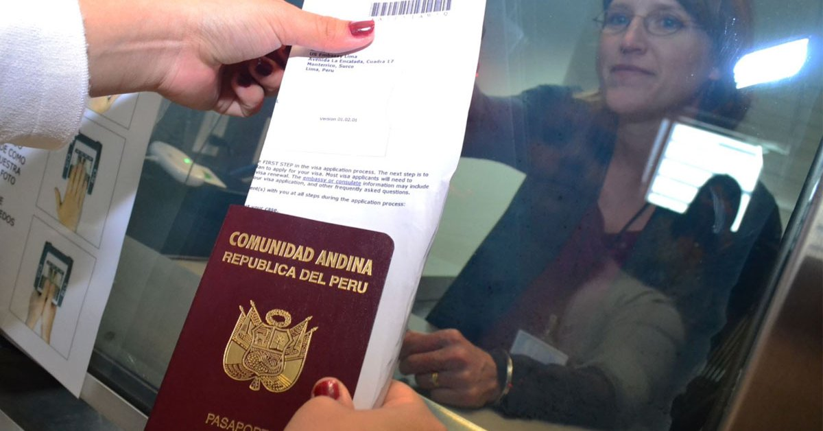 US Permanent Resident Visa Withdrawal: How to Participate in Peru from TODAY