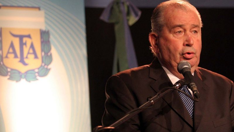 What was Julio Grondona's plan for Mexico to join CONMEBOL